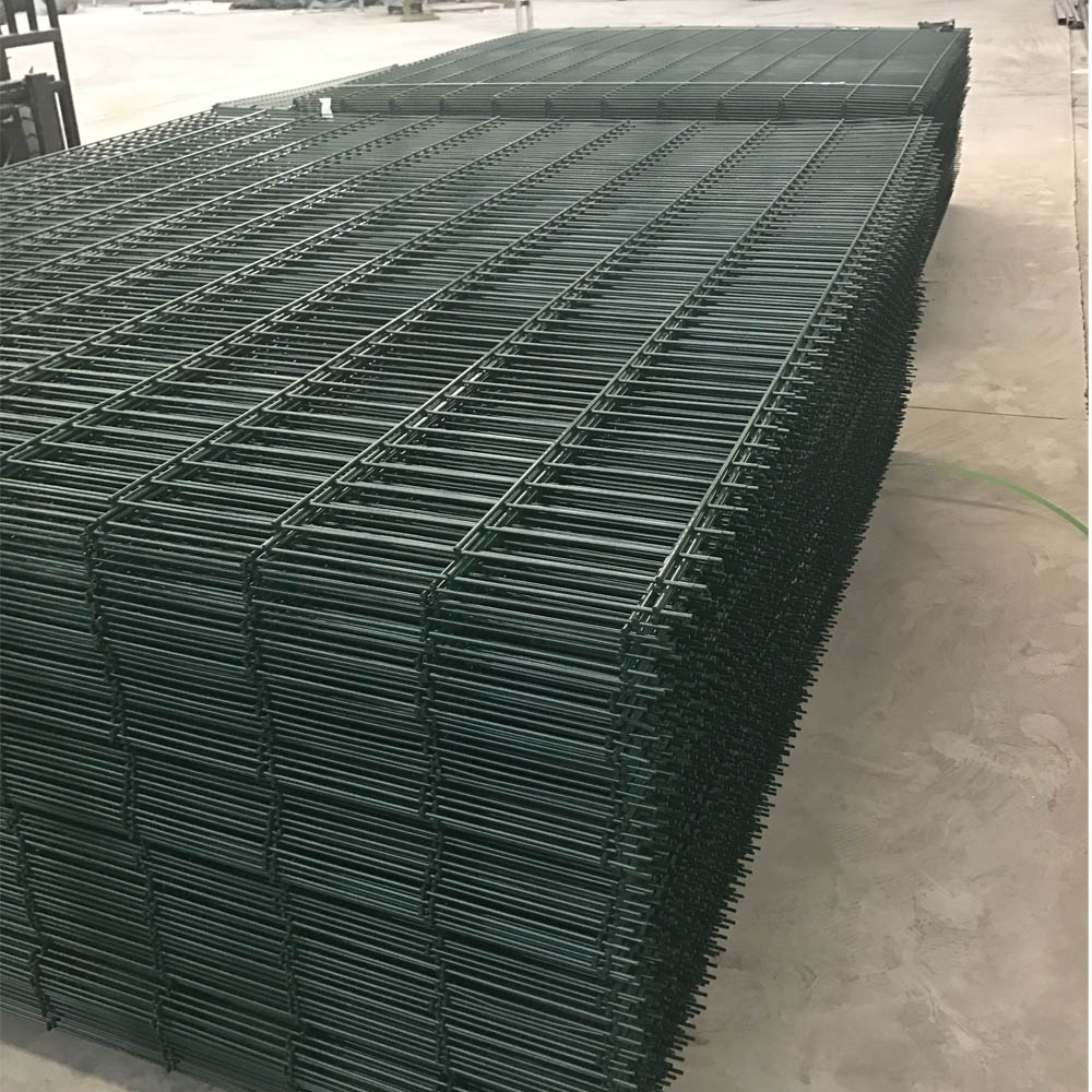Twin Wire Fence Panel China Manufacturer