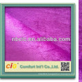 Plain Velour Polyester Cut Pile Sofa Fabrics