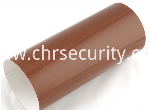 1807brown 2high intensity reflective sheeting