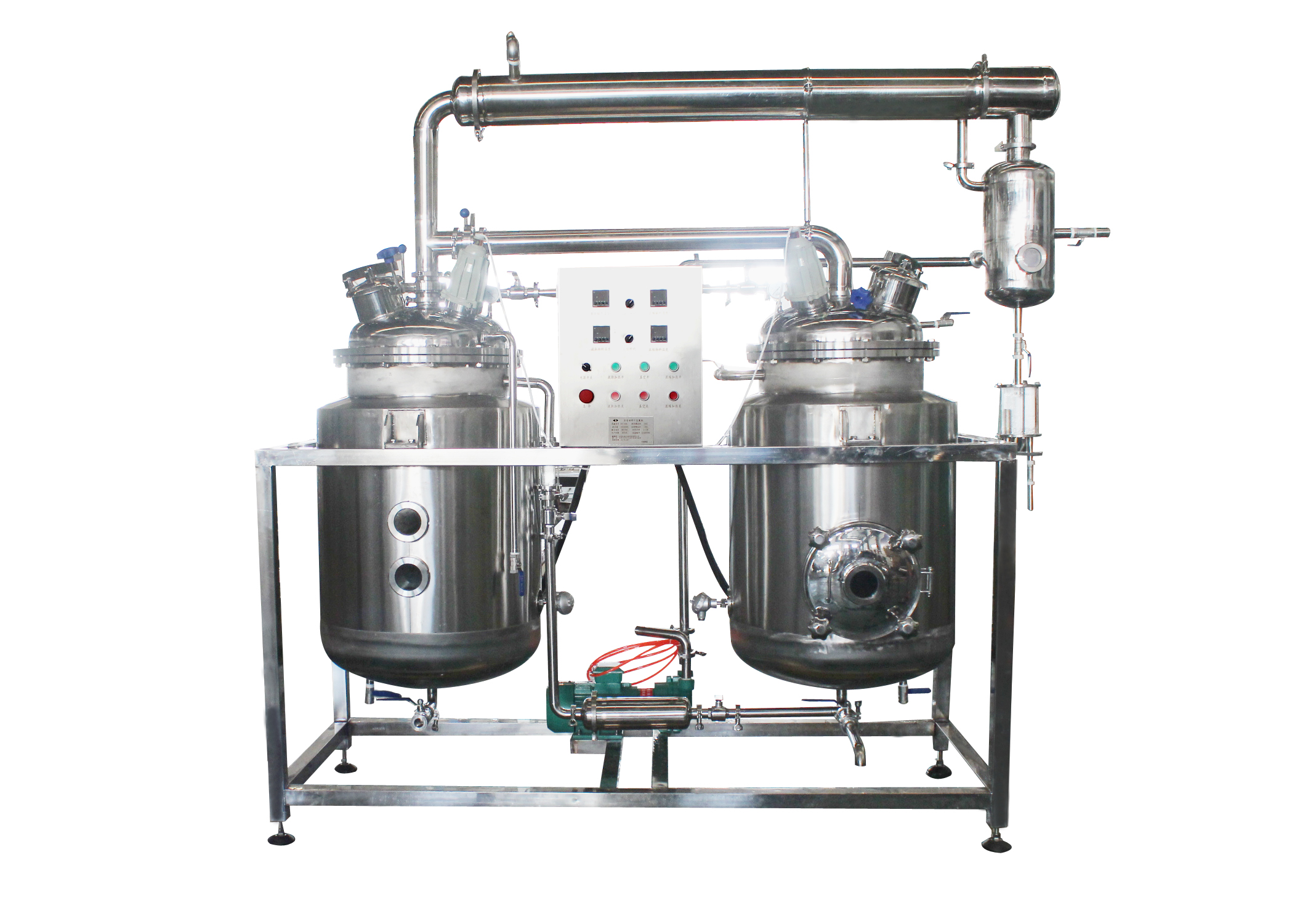 BLACK GARLIC EXTRACT MACHINE