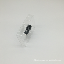 прозрачный ПВХ блистер упаковка блистер лоток