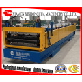 Double Layer Trapezoidal Roof Sheet Roll Forming Machine for Sale