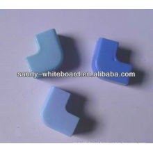 ABS corner for whiteboard white board accessories XD-PJ033