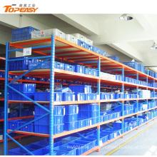 heavy duty steel boltless 5 tier racking shelf