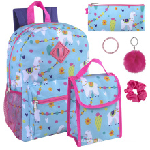 Cheap School Bag set  Wholesale school set bags for girls with accessory