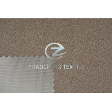 Speckled Velvet Bonded with Knitted Fabric for Home Textle Use