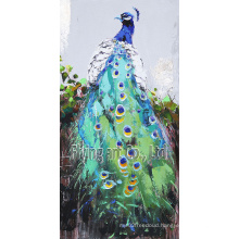 Modern Art Craft Decorative Animal Oil Painting