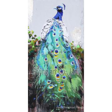 Modern Art Craft Decorative Animal Oil Painting