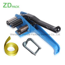 Jpq-50 Zd Pack Hand Plastic Cord/Fibre/Pet Strapping Tensioner with Strap 50mm