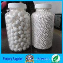 8-10mm, 12-14mm Aktivierte Aluminiumoxid Ball für Wasseraufbereitung