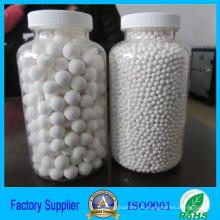Bola de alúmina activada de 8-10 mm, 12-14 mm para tratamiento de agua
