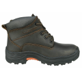 Full Grain Leather Safety Shoes