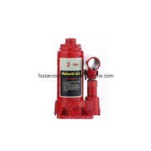 Prise hydraulique manuelle