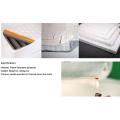 Fieltro ignífugo con certificación para colchón