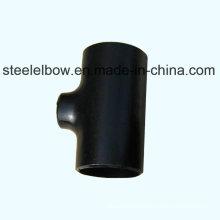 Soldadura accesorios de carbono de acero Tee igual o reducir