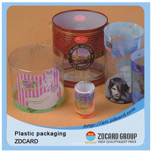 PVC/PP/Pet Packaging Clear Plastic Box for Gift