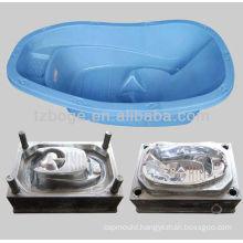 plastic baby bathtub tooling