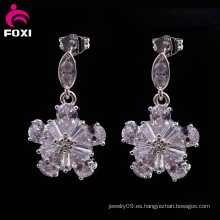 Venta al por mayor Fashion Jewelr Rhinestone Earrings