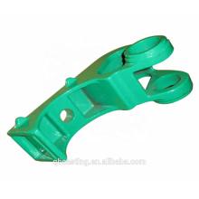 Componentes de suspensão de peças fundidas de semi-reboque