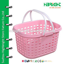 bathroom plastic basket for shampoo