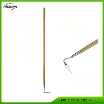 Garden Tools Stainless Long Handle Draw Hoe