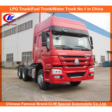 2015 Top Ranking 420HP HOWO Traktor LKW 6 * 4