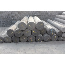 Medium carbon graphite electrode