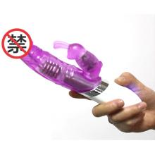 Produit de sexe de vibrateurs de silicone de vagin pour la femme Injo-Zd113