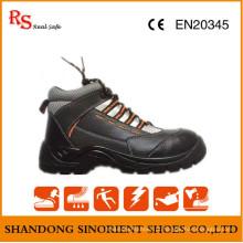 Sapatos de basculante de segurança anti-estática Steel Toe RS469