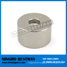 High Large Power Ring Permanent Magnet