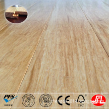 Light Color Indoor Pressed Natural Strand Woven Bamboo Flooring