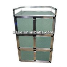pragmatische und beliebten Aluminium-Gehäuse