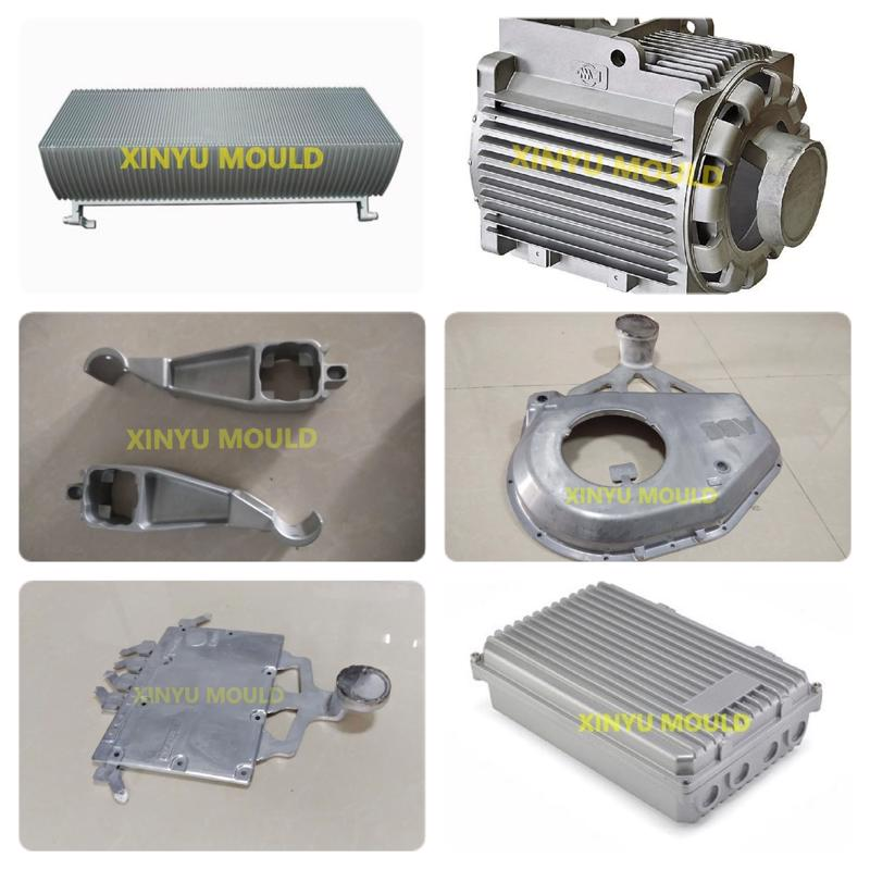 aluminium electrical and electronics casting