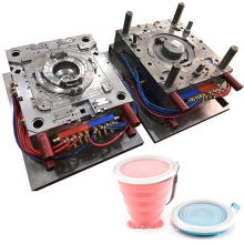 customized service household molding making bottle silicon mold rubber injection mould maker