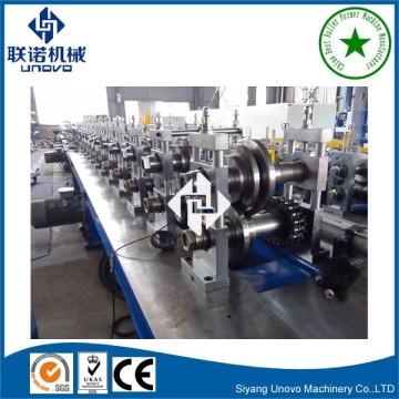 galvanized steel warehouse storage rack roll forming machine