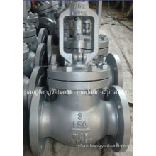 Carbon Steel Globe Valve Flange End