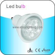 LED ランプ GU10 220-240 v 4 w/5.5 ワット 2700年-4000 k