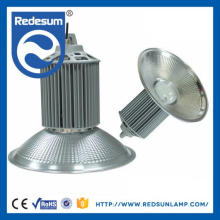 Alto lumen de aluminio igual a la luz de haluro de metal de 400W 150W llevó luz de bahía alta