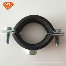 Galvanized steel hold Strap pipe flange Clamp