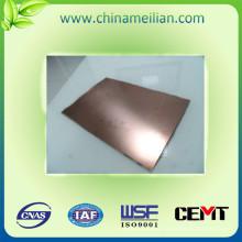 Tablero laminado recubierto de cobre Fr4