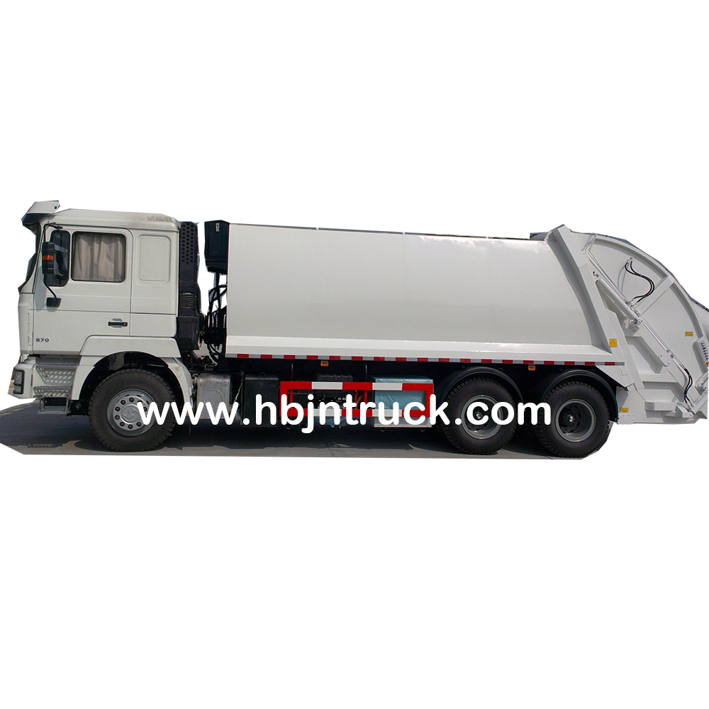 Garbage Truck Price