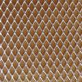 Горячая оцинкованная металлическая сетка фильтра