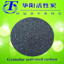 A adsorção de gases nocivos por 950 iodo filtro de ar de carbono ativo
