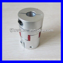 Flexible coupling for machine motor/shaft JM2-65