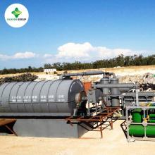 Plastic to Fuel Conversion Process Machine Price