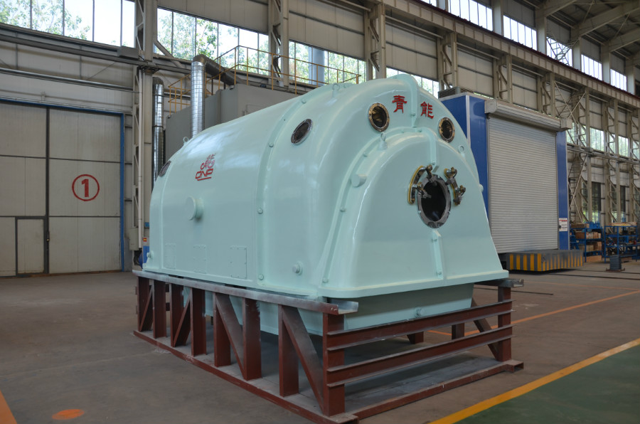 Steam Turbine Generator 29