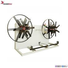 Bobinador de bobina de disco duplo único