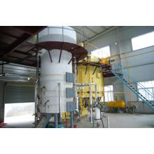 Óleo de cozimento cru contínuo e automático do girassol 80TPD que faz a máquina