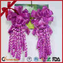 Star Bow Gift Decoration y Curling Ribbon Bow para boda
