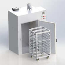 Small hot air mushroom drying machine / hot air vegetable dryer machine / vegetable drying oven